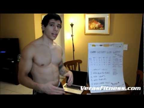 Home Weight Loss Workout - Weight Loss Workout You Can Do At Home!