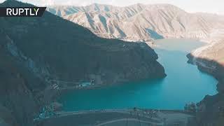 Tajikistan's Roghun dam set to be world's tallest - RUSSIATODAY