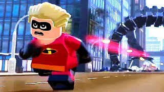 LEGO THE INCREDIBLES 2 + 1 Trailer (2018) - FILMSACTUTRAILERS