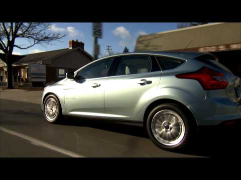2012 Ford Focus Electric Vehicle (HD)