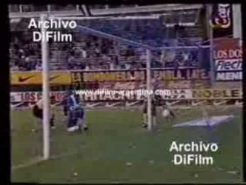 DiFilm - Boca Juniors vs Instituto de Cordoba - Segundo Tiempo (1999)
