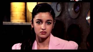 Genext - Alia Bhatt loves Food