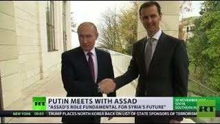 'Russia recognizes important role Assad will play in ISIS defeat & future of Syria' – expert - RUSSIATODAY