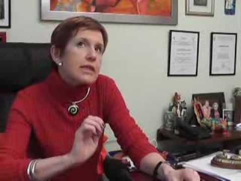 El Trabajo en las Estaciones de Servicio. Entrevista Susana Treviño Ghioldi. Abogada.