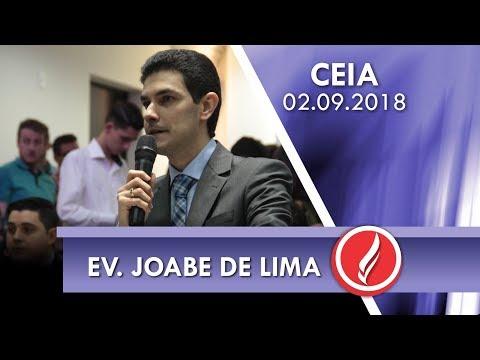 Culto de Ceia - Ev. Joabe de Lima - 02 09 2018