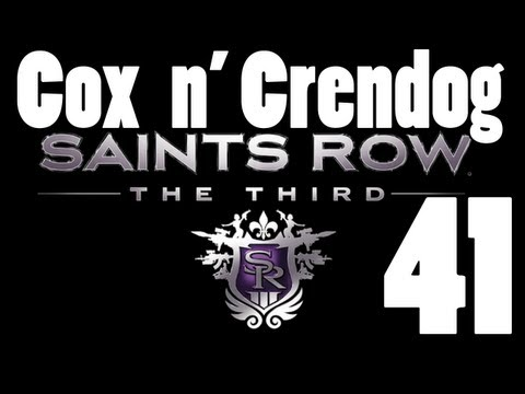 Saints Row the Third Part 41 Zombie Invasion It s kinda like HotPockets