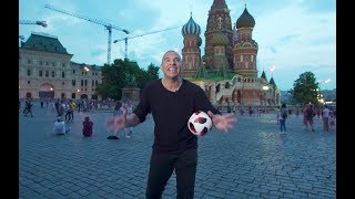 The Stan Collymore Show: World Cup Final and Show Highlights - RUSSIATODAY