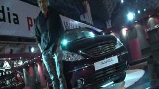 Tata Manza at the Wills India Fashion Week
