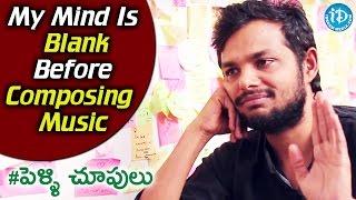 My Mind Is Blank Before Composing Music - Music Director Vivek Sagar | #Pellichoopulu - IDREAMMOVIES