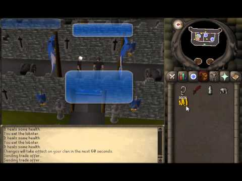Oldschool Runescape Scamming Guide MAKE BANK!