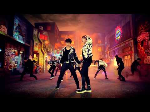 【MVフル】B.A.P JAPAN 1st Single「WARRIOR」