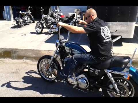 Jockey Shift for Sportster http://pktube.onepakistan.com/Suicide+Shift+Kit/