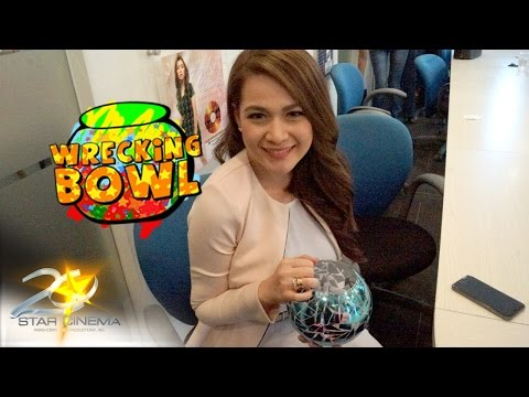 Part 2 Bea Alonzo answer questions from the Wrecking Bowl