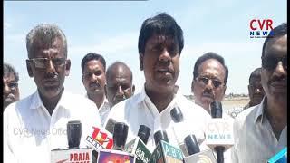 MLA BV Jaya Nageshwar Reddy Release Water To Yemmiganur in Karnool District | CVR News - CVRNEWSOFFICIAL