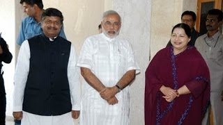 DMK lashes out at both Narendra Modi and Jayalalithaa - TIMESNOWONLINE