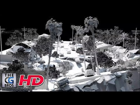 """CGI VFX Breakdowns HD 1080p: Making of """"2012"""" before-and-after by Uncharted Territory"""