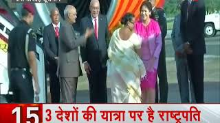 News 100: Sushma Swaraj becomes India's first external affairs minister to visit Luxembourg - ZEENEWS