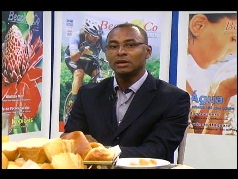 TV Costa Norte - Café com Anderson Bernardes - candidato a Deputado Estadual (PMDB)