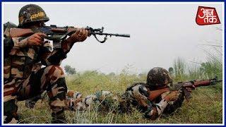 Kashmir में शहीद सिपाही का सेना ने लिया बदला | News 100 Nonstop - AAJTAKTV