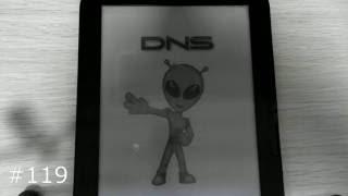 Прошивка устройств Rockchip с помощью RKbatchtool на примере книги DNS EGH601