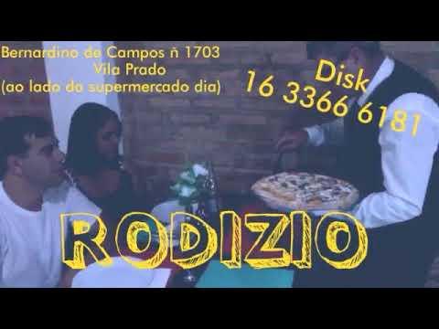 CANTINA PIZZARIA - SAO CARLOS