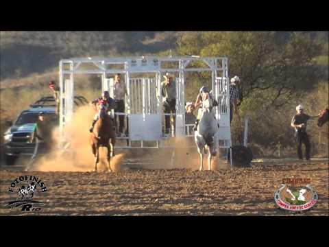 Carreras de Caballos en El Valle de Tacupeto 18 Enero 2015