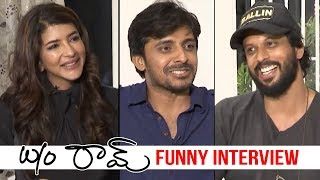 W/O Ram Movie Team Funny Interview | Lakshmi Manchu | Aadarsh | Priyadarshi | Vijay Yelakanti | TFPC - TFPC