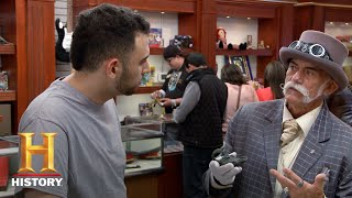 Pawn Stars: First Century Duck Lamp (Season 12) | History - HISTORYCHANNEL