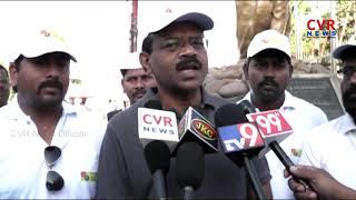 Walkthan in Srikakulam Dist | 4k Run for Banking Awareness | CVR News - CVRNEWSOFFICIAL