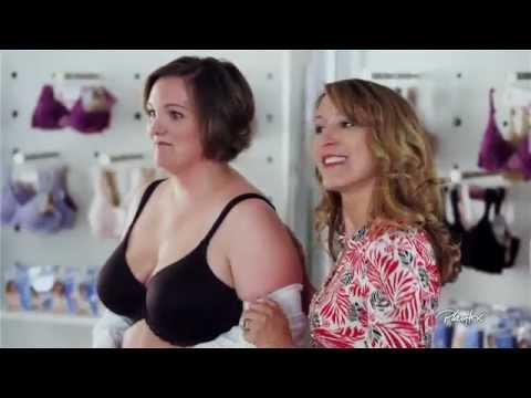 Playtex Bra Makeover Webisode #3 - Jill D.