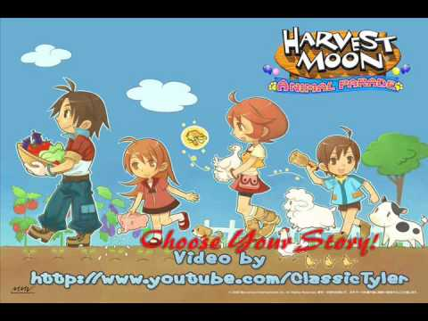 Harvest Moon: Animal Parade 57- Choose Your Story!