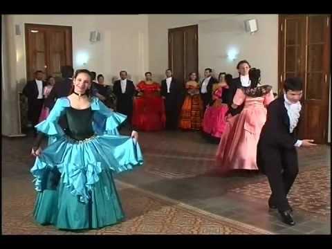 Danzas Tradicionales del Paraguay