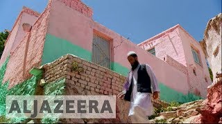 Afghanistan's homes transformed into array of colour - ALJAZEERAENGLISH