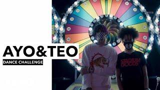 Ayo & Teo - Ayo & Teo Dance Challenge - VEVO