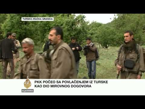 Omar al-Saleh o povlaenju snaga PKK-a iz Turske - Al Jazeera Balkans