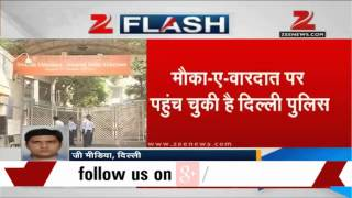 DPS RK Puram principal's daughter commits suicide - ZEENEWS