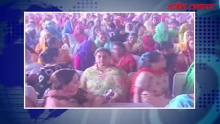 बंगा : कैप्टन अमरिंदर सिंह ने लोगों की सुनी समस्याएं, सरकार पर साधा निशाना