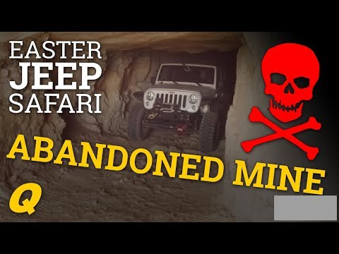 Abandoned Mine on Area BFE