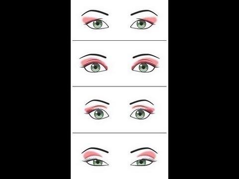 Conhecendo seu formato de olho - Série Abc da Maquiagem - OLHOS