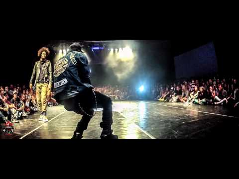 Hip Hop Weekend 2012 Teaser ( Les Twins )