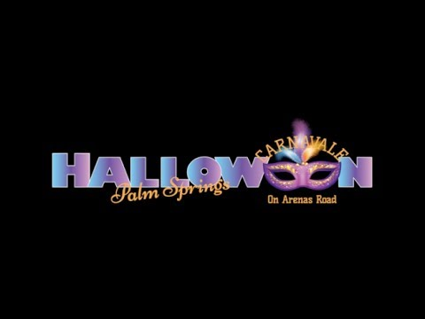 Halloween Palm Springs 2017 Save the Date!