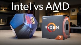 Intel vs AMD: Which CPU platform should you buy into right now? - PCWORLDVIDEOS