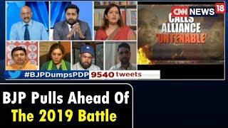 Viewpoint | BJP Pulls Ahead Of The 2019 Battle | CNN News18 - IBNLIVE