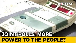 How Will Simultaneous Polls Will Impact India? - NDTV