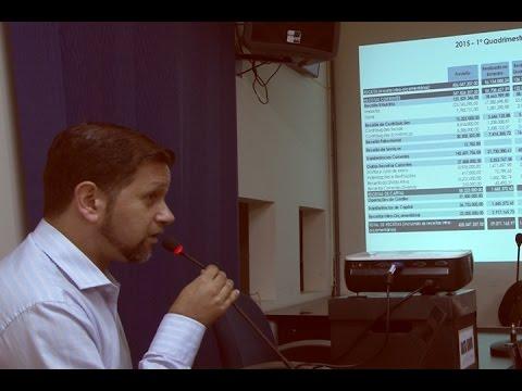 TV Costa Norte - Secretário de Finanças apresenta balanço de metas fiscais do 1º quadrimestre