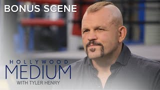 Chuck Liddell Gets Touching Message From Fallen Friend | Hollywood Medium with Tyler Henry | E! - EENTERTAINMENT