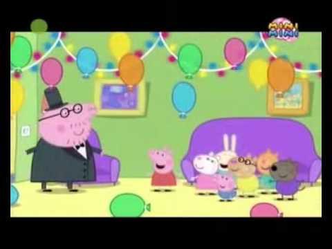 Peppa   Moje przyjęcie urodzinowe