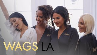 WAGS LA | Nicole Williams & Larry English's Pre-Wedding Rituals | E! - EENTERTAINMENT