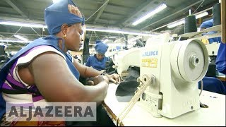 African countries ban secondhand clothes imports - ALJAZEERAENGLISH