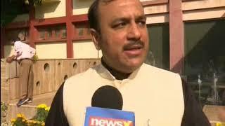 Danish Ali speaks over Nirav Modi; questions PM - NEWSXLIVE
